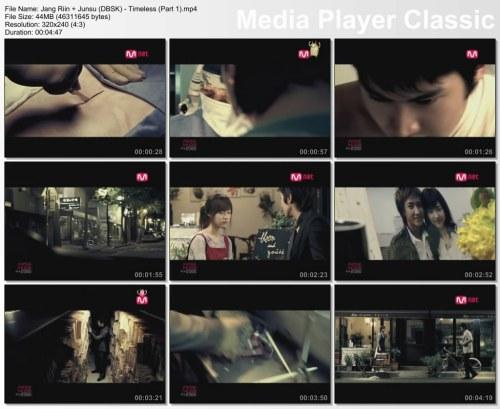 Jang Riin + Junsu (DBSK) - Timeless (Part 1)